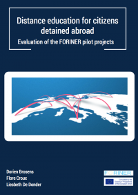 Cover Evaluation pilot projects Foriner